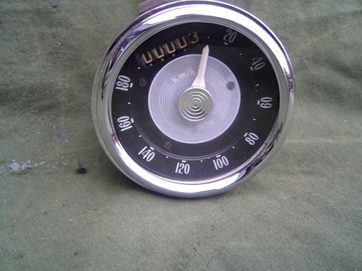 SMITHS SC 1301/03  180 KM chronometric speedometer ARIEL LEADER  ARROW ??