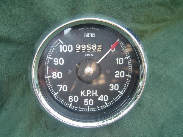 SMITHS 100 KM teller ATS 74 truck ?