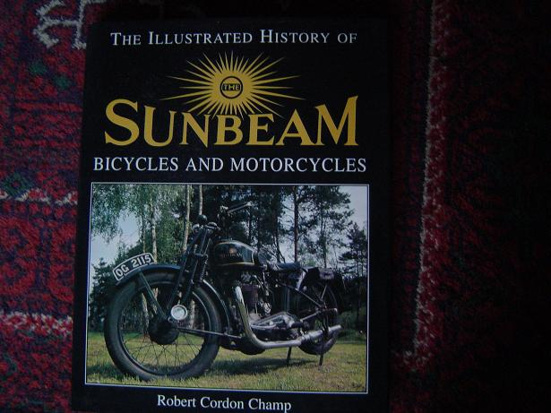 SUNBEAM  bicycles and motorcycles  history of