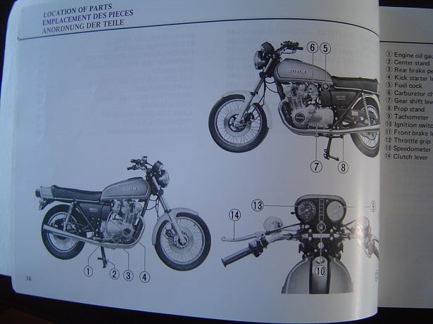 Suzuki Gs Owners Manual on 1977 Suzuki Gs750 Wiring Diagram