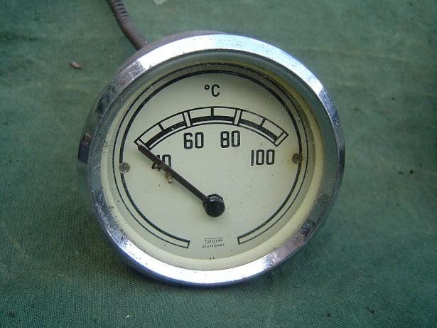 STÖRK STUTTGART temperatuur meter 40 – 60 graden temprature gauge
