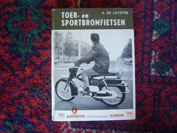 TOER EN SPORT BROMFIETSEN ALK 128