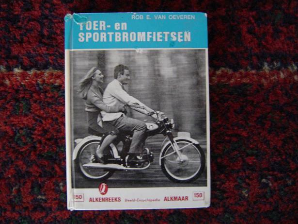 toer en sportbromfietsen ALK 150  1969 ?