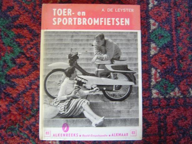 TOER EN SPORT BROMFIETSEN   ALK 83