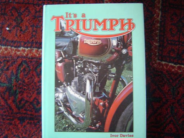 it's a TRIUMPH  Ivor Davies