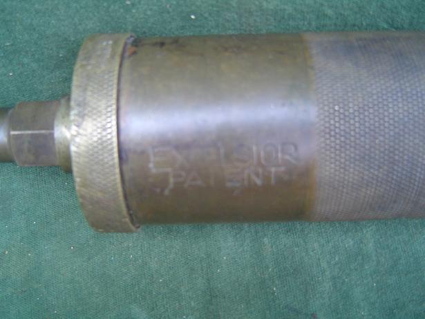 vetspuit EXCELSIOR patent grease