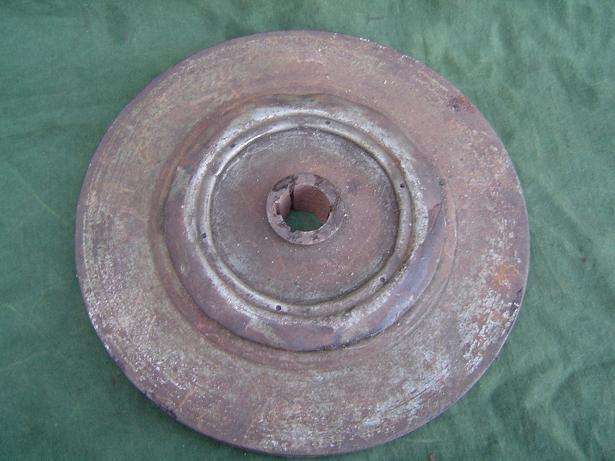 vliegwiel FN ?? gillet ? flywheel FN 1920's