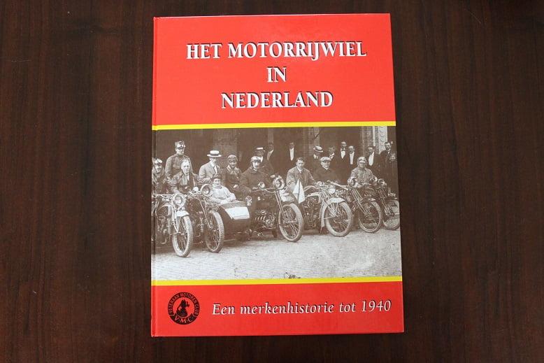 het motorrijwiel in Nederland tot 1940 uitgave VMC pre war motorcycles
