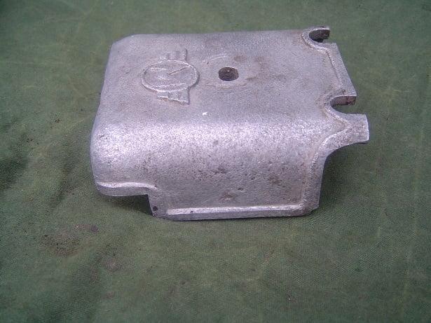 MATCHLESS side valve cover 1930 / 1940 's  zijklep deksel