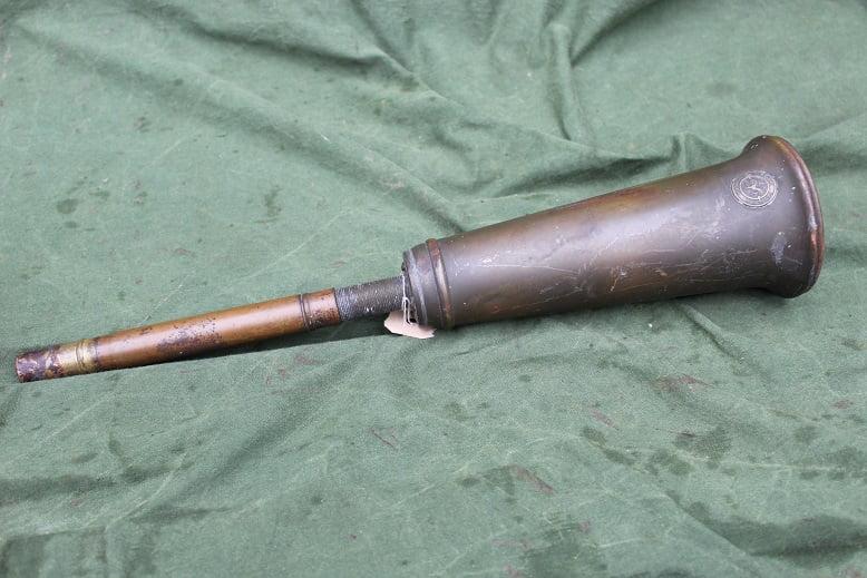 LUCAS No.60 1920's  baltoeter bulbhorn ballhupe