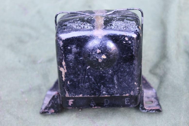 LUCAS MCR2 L3 6V 1956 relais regelaar