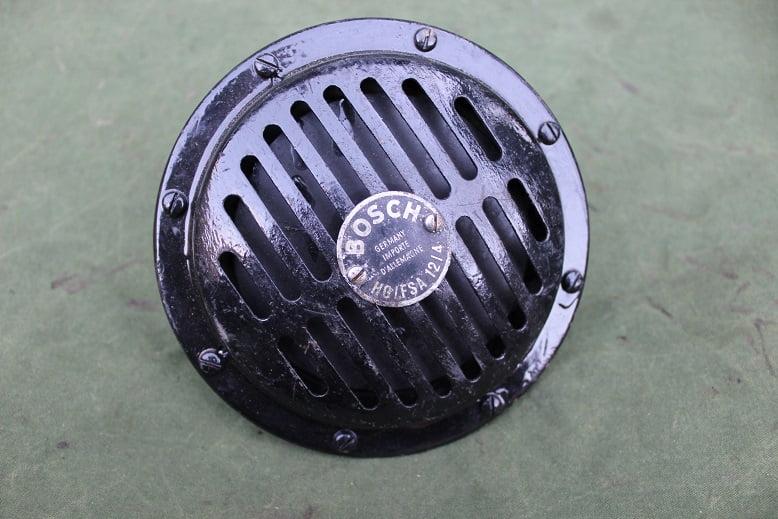BOSCH HO/FSA 12/4 12 volts horn claxon klaxon hupe toeter Mercedes ?