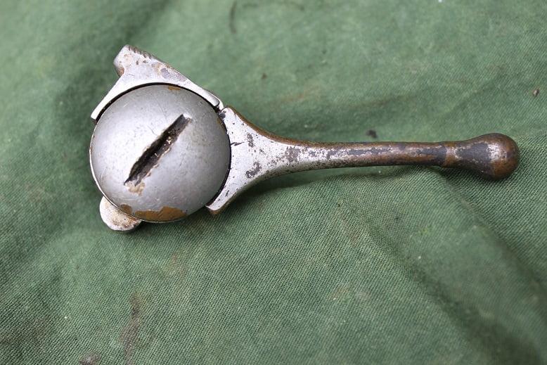 choke manette choke lever part no.  191457/13 SAROLEA ??