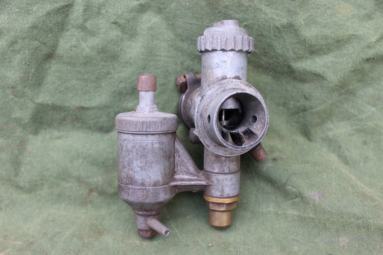 BING 1/20/55 carburateur vergaser carburettor heinkel ??