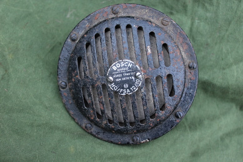 BOSCH HO/FSA 12/10 12 volts claxon horn hupe