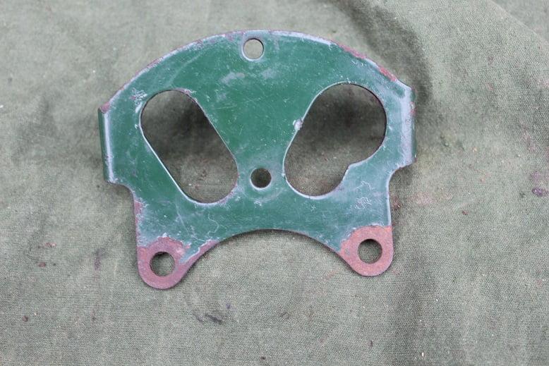BSA BANTAM ? speedo bracket speedometer bracket teller houder voor D type