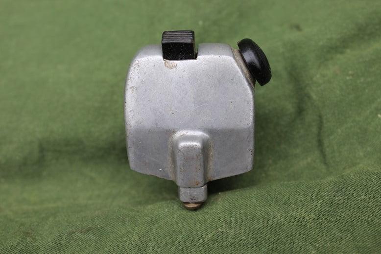 CLEARHOOTERS No.12 motorfiets stuurschakelaar motorcycle handlebar switch 1950's
