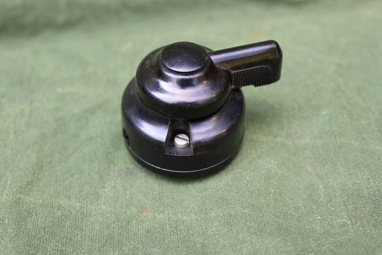 3 standen bakelieten stuur schakelaar bakelite 3 position switch schalter