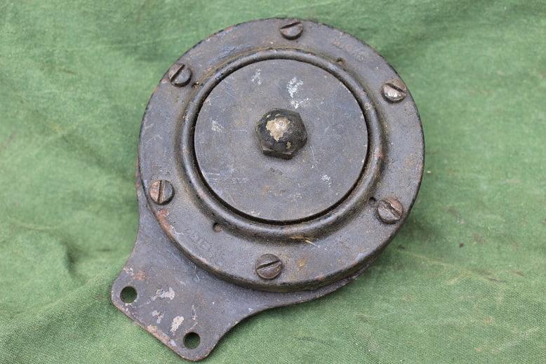 LUCAS ALTETTE HF 1235 1946 6 volts claxon horn hupe klaxon