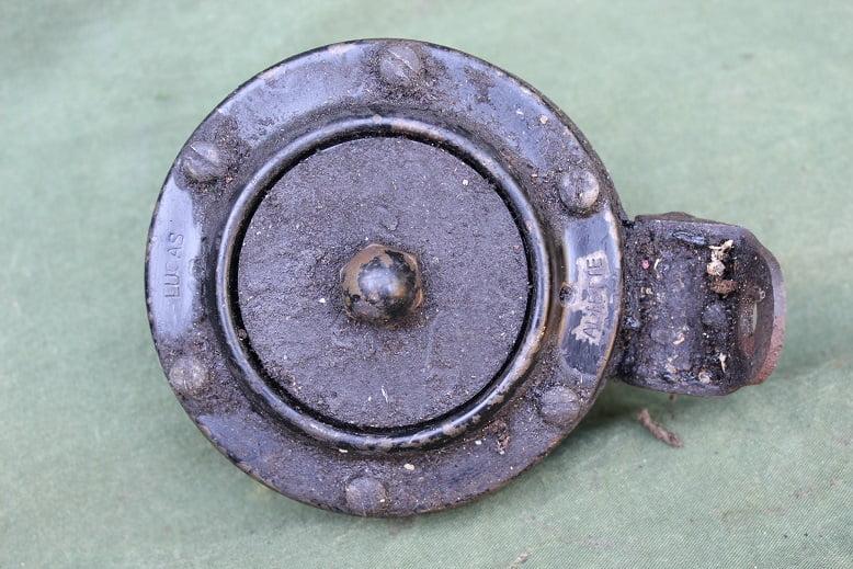 LUCAS ALTETTE HF 935 6 volts pre war claxon horn hupe klaxon