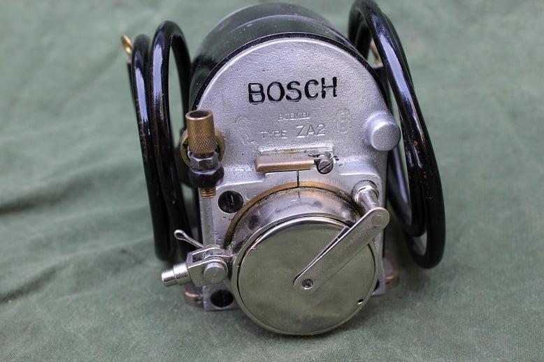 BOSCH ZA2 motorcycle magneto motorfiets magneet 1913 ? Douglas ?? ZA 2 zundmagnet HELD