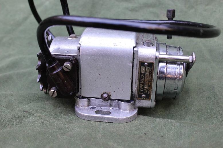 BTH MC2-B4 motorcycle magneto ontstekings magneet zundmagnet Douglas ?? HELD reserved