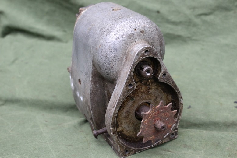 LUCAS MDB1-0 1930 motorcycle magdyno