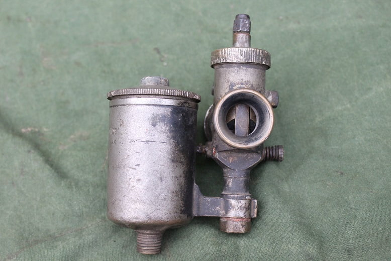 BROWN & BARLOW 1920's carburateur vergaser carburettor