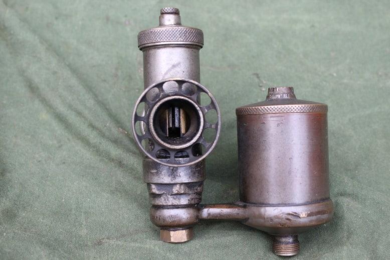 AMAC 25  1920's motorcycle carburettor vergaser carburateur