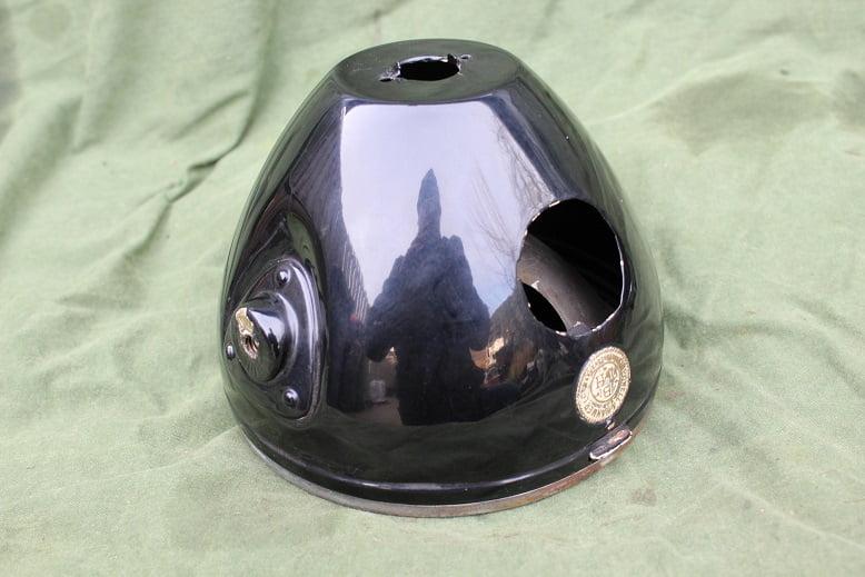 BTH headlamp shell 1930's Douglas koplamp huis 1920's / 1930 's   Powell & Hammer