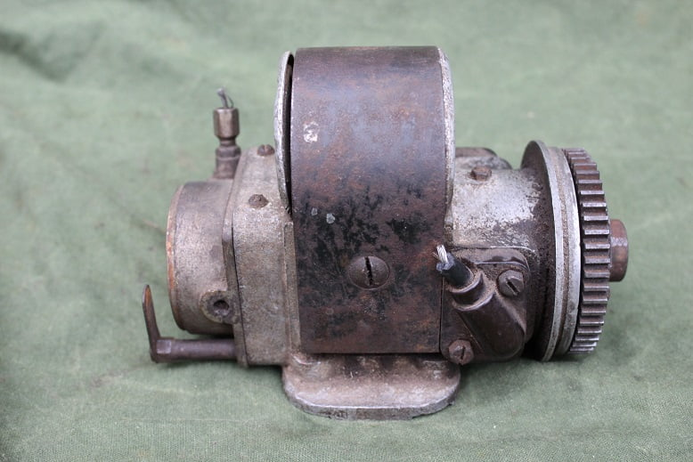 BTH typ M2-AD1 magneto zundmagnet ontstekings magneet 1930's Douglas ?
