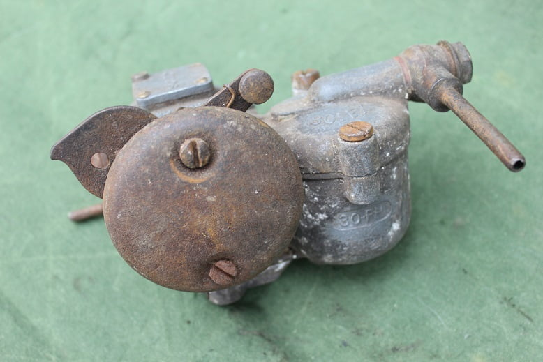 SOLEX 30FHD carburateur vergaser carburettor car pkw auto ? 1940 's ? 30 FHD