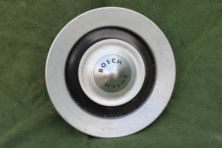 BOSCH 12 volts 300 Hz claxon horn hupe 1960's ?