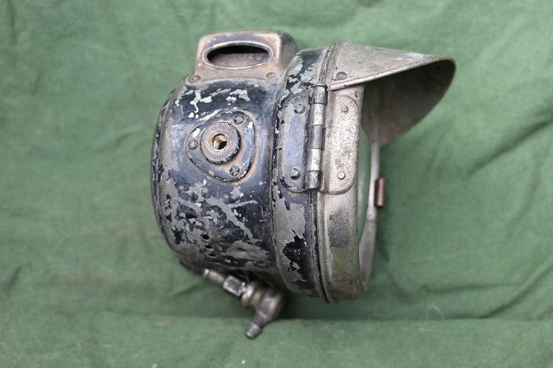 JOSEPH LUCAS  no. 342 1926 carbidlamp acetylene lamp karbidlampe
