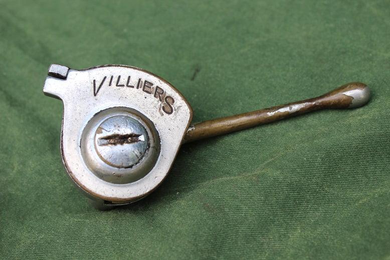 VILLIERS lever manette zughebel 1 inch handlebar
