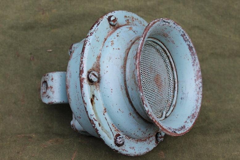 BOSCH FD6A 1930's 6 volts claxon horn hupe