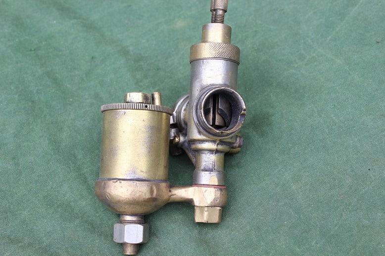GURTNER type A bronzen carburateur vergaser bronze carburettor 1930's ?