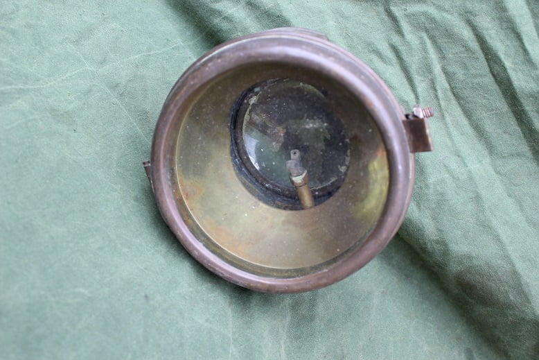 AMA 1920's carbidlamp acetylene lamp karbid lampe