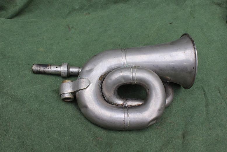 HELLA 1920's  baltoeter bulb horn ball hupe