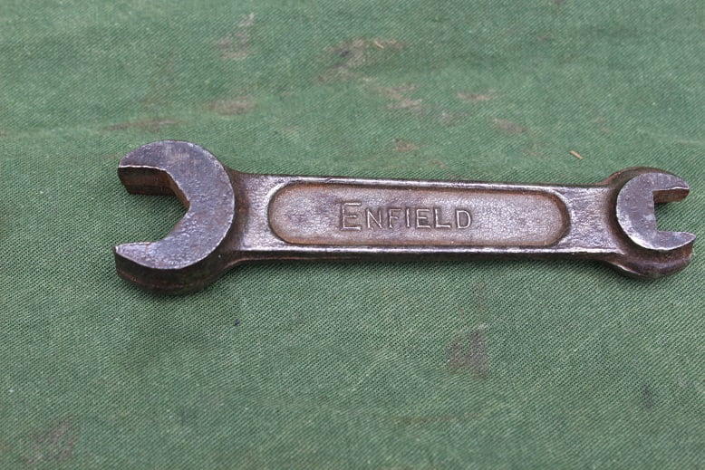 ROYAL ENFIELD sleutel boord gereedschap toolbox wrench