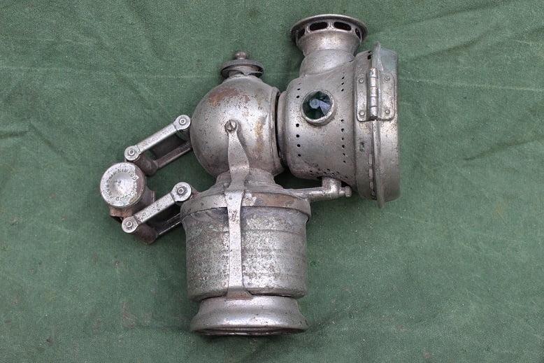 JOSEPH LUCAS ACETYPHOTE 1912 ? carbidlamp acetylene lamp karbidlampe