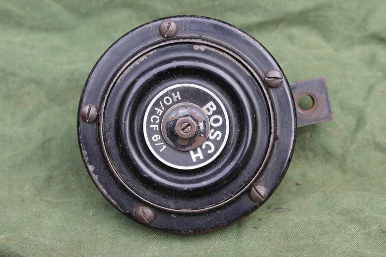 BOSCH HO/FCF 6/1 6 volts claxon horn hupe klaxon