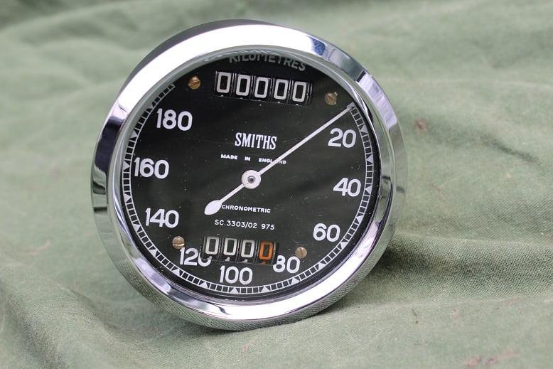 SMITHS  SC3303/02 180 KM chronometric speedometer kilometer teller tacho
