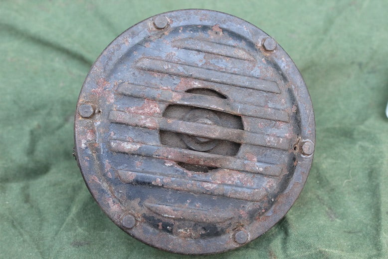 DKW pre war 6 volts claxon horn hupe