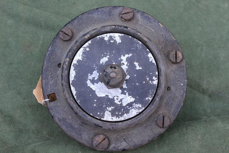 LUCAS ALTETTE 12 volts claxon horn hupe pre war ?
