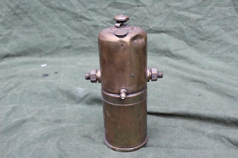 LUXOR 1920's  carbid generator acetylene generator karbid behalter