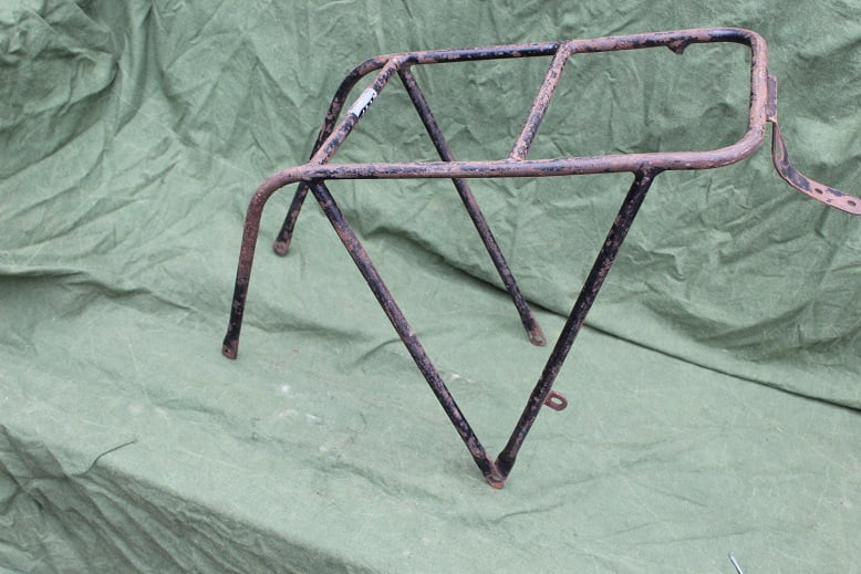 ARIEL 1927 ? motorfiets bagage drager motorcycle luggage carrier gepack trager