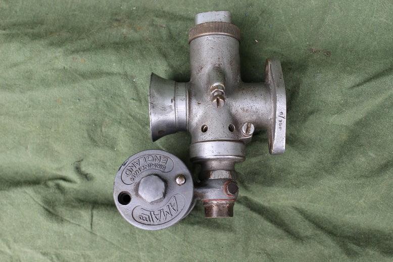 AMAL 6/150 bronzen carburateur vergaser carburettor