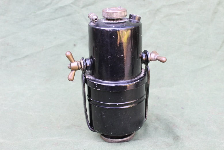 P&H Powell & Hammer carbid generator acetylene generator karbid behalter