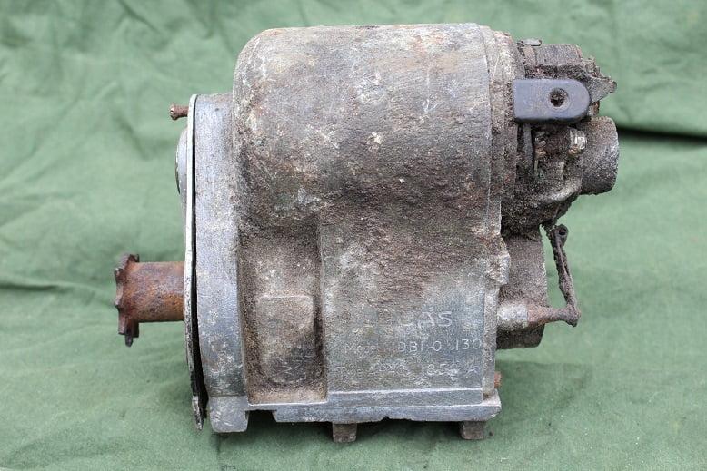 LUCAS MDB1-0 magdyno 1930  zundmagnet